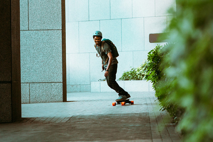 Boosted Electric Skateboards